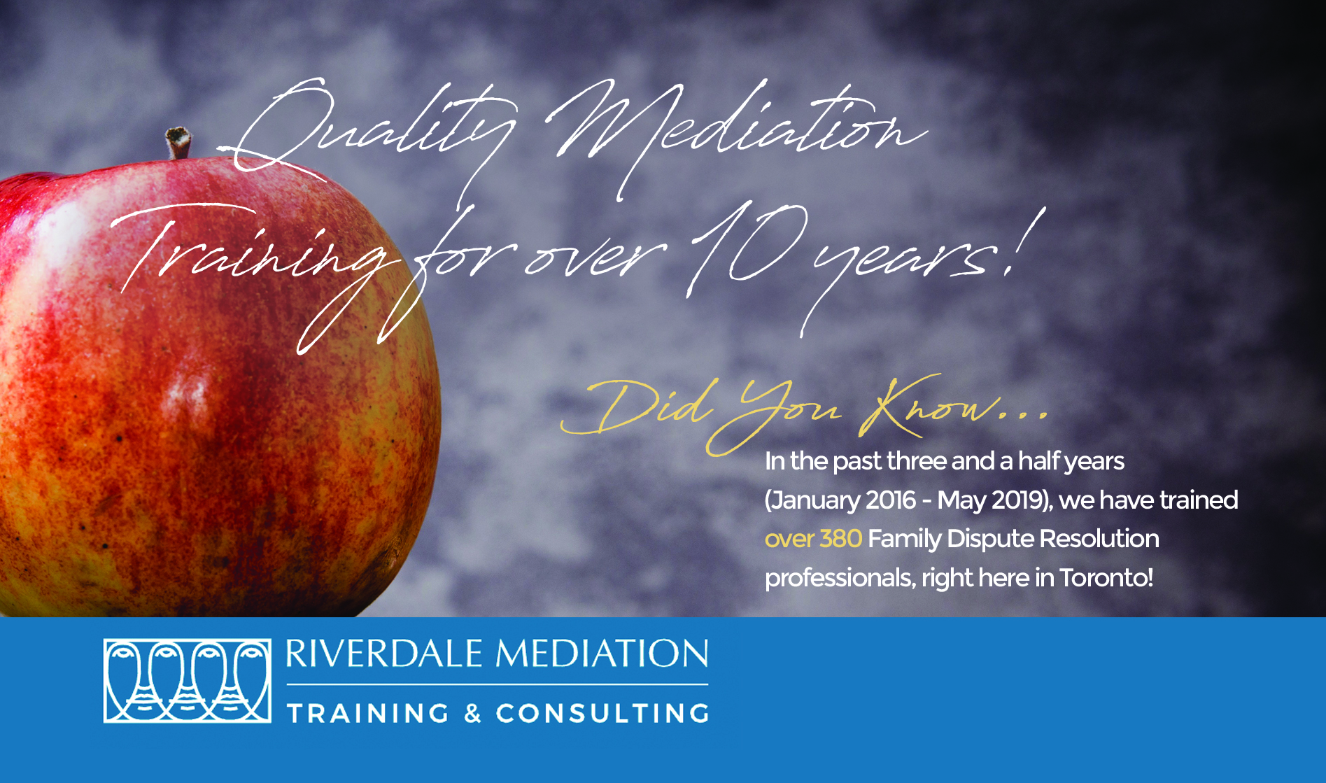 Mediation Training | Toronto Ontario Canada | Riverdale ...